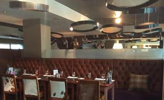 MacDonald, Hotel, Manchester, RoomFood, Room, Food, Interior, Design, Bespoke, furniture