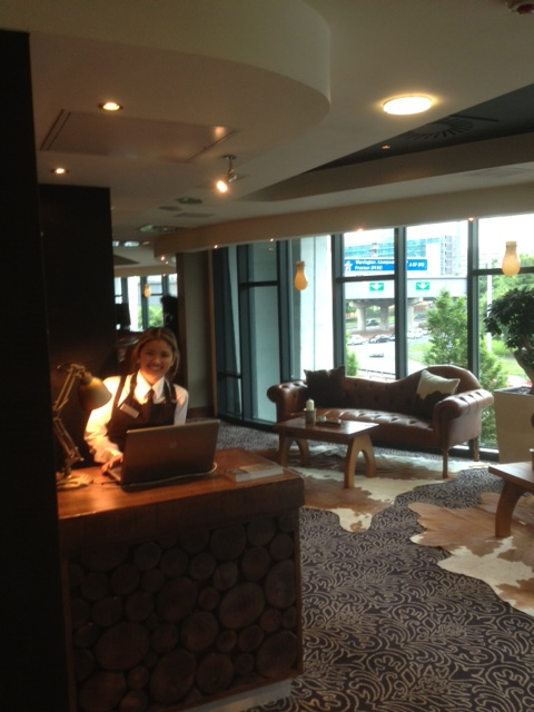 MacDonald, Hotel, Manchester, RoomFood, Room, Food, Interior, Design, Bespoke, furniture