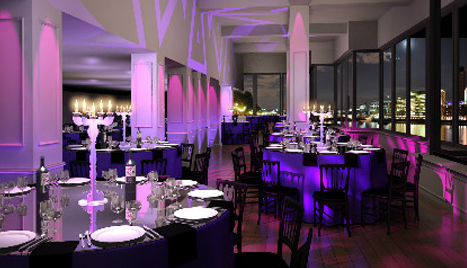 River, Rooms, Blackfriars, London, Roomfood, Room, food, interior, design, bespoke