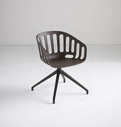 basket, chair, u