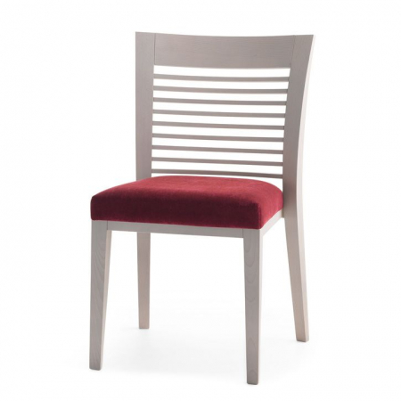 Logica 00915 Dining Chair with Padded Seat Diemme