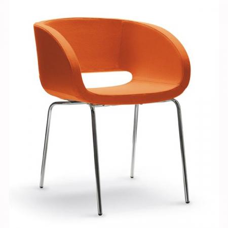 vanity, 4, four, legs, chair, diemme