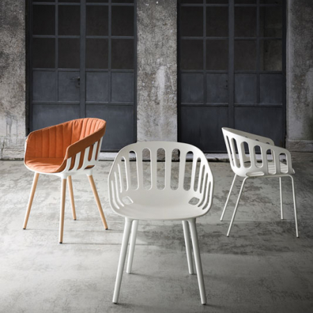 Basket, Chair, BP, Gaber